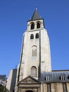 Abbaye de Saint-Germain-des-Prés Architecte intérieur Paris 6