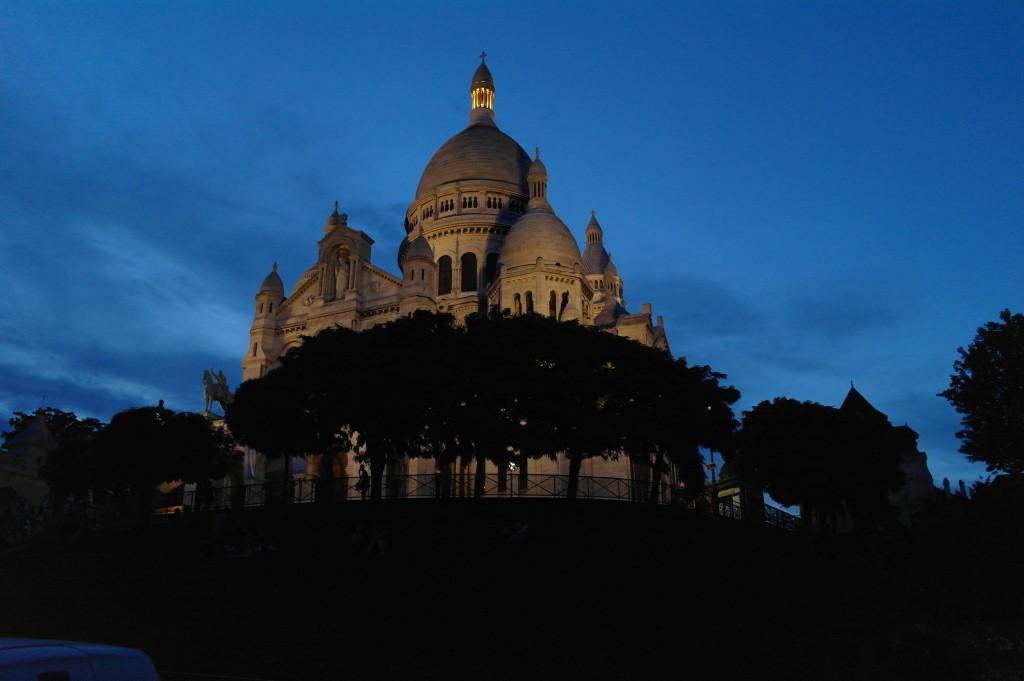 Basilique du Sacré-Cœur, Architecte intérieur Paris 18