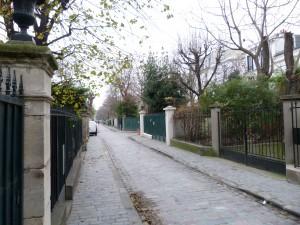 Cité des Fleurs, Architecte intérieur Paris 17