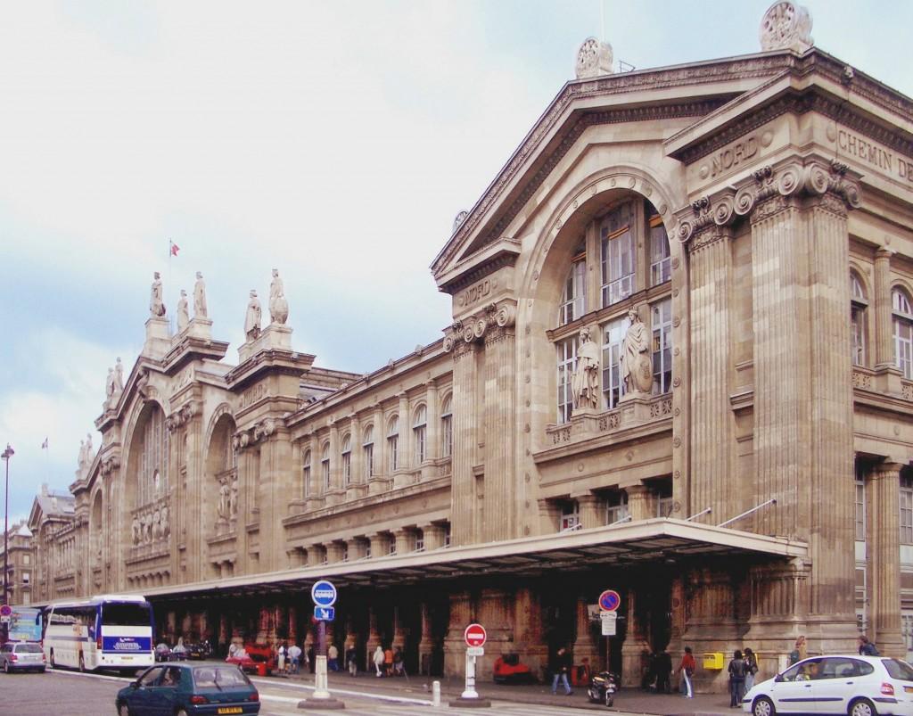 Gare du Nord, Architecte intérieur Paris 10