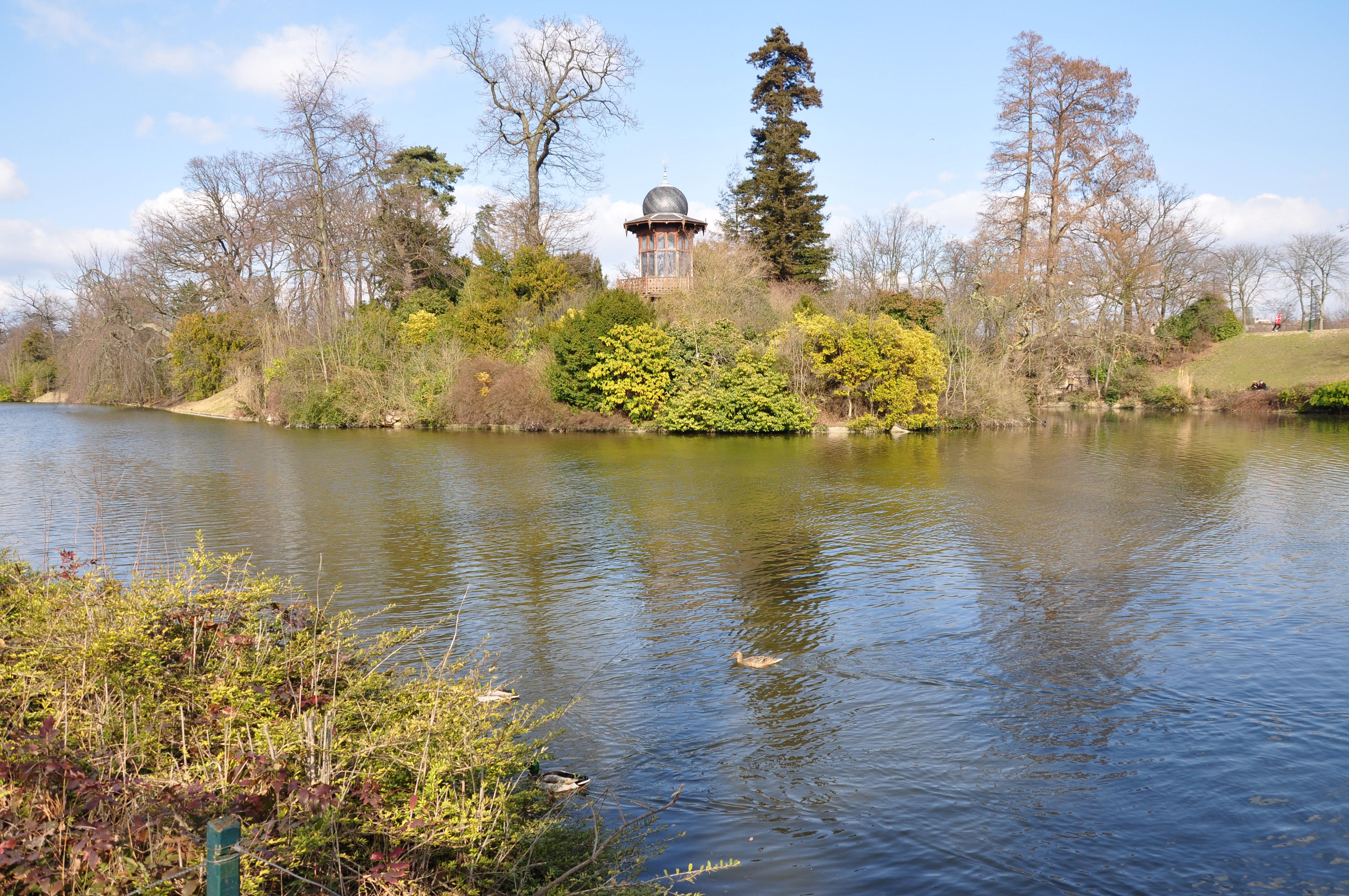 Image Bois De Boulogne : Kiosque de l'Empereur Bois de Boulogne, Architecte int?rieur Paris