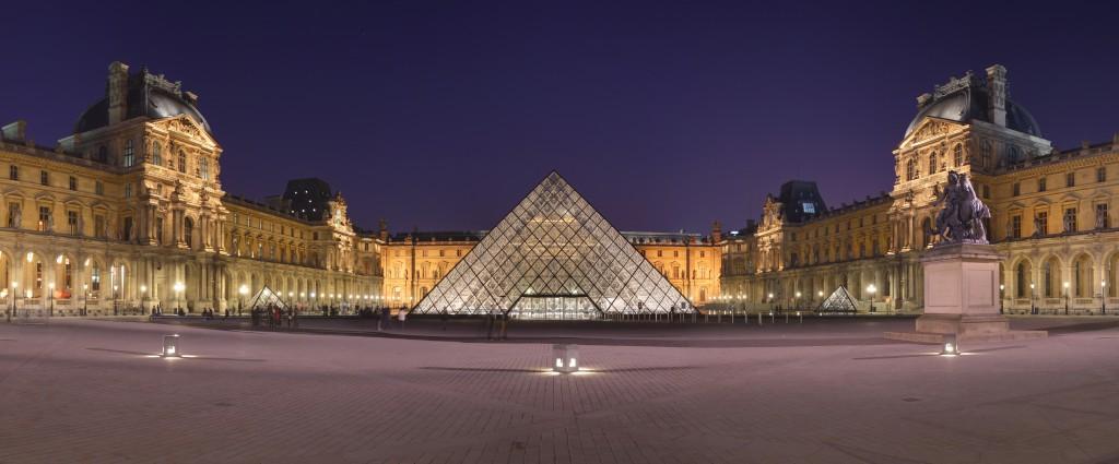 Musée du Louvre, Architecte intérieur Paris 1