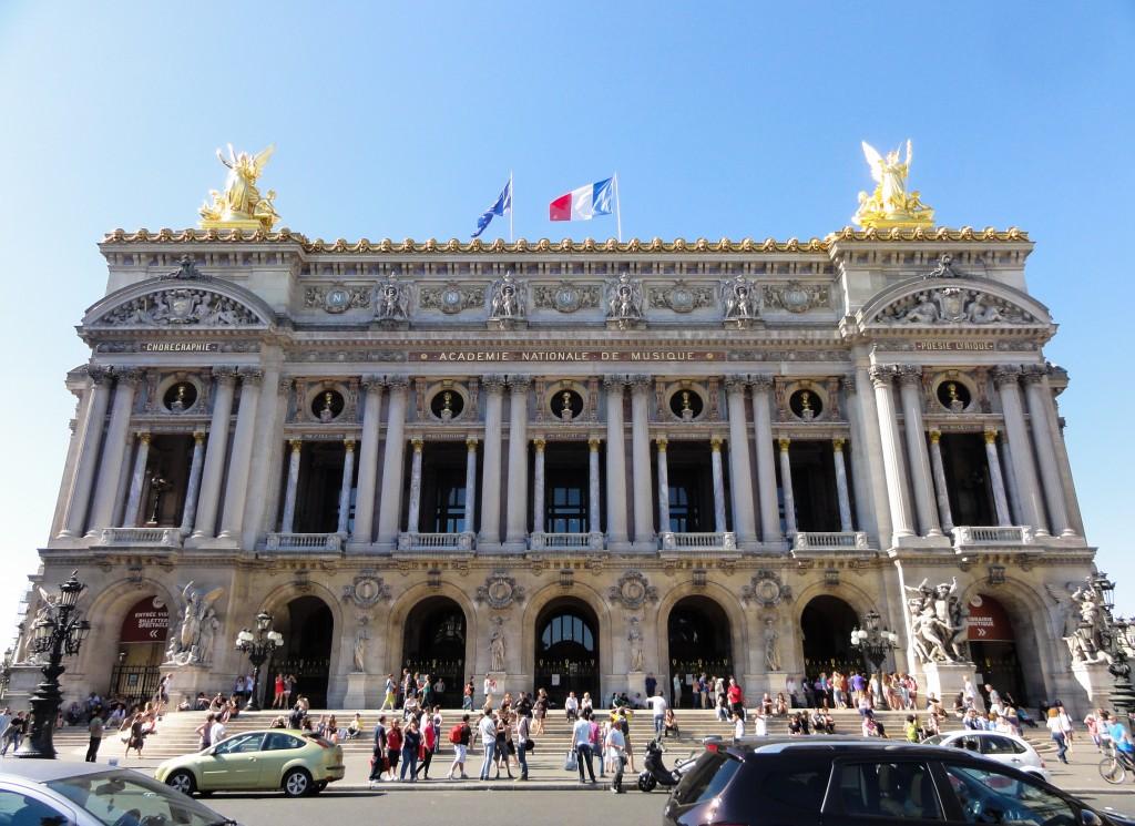 Opéra Garnier Architecte intérieur Paris 9