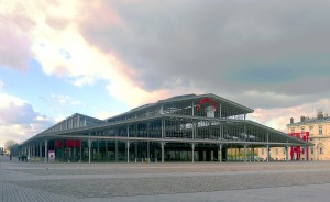 Grande halle de la Villette, Architecte intérieur Paris 19