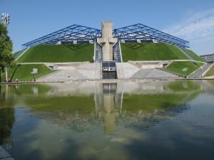 Palais omnisports de Paris-Bercy, Architecte intérieur Paris 12