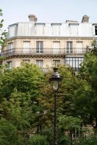 Square des Batignolles, Architecte intérieur Paris 17