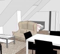 Espace modulable - Architecte intérieur Paris