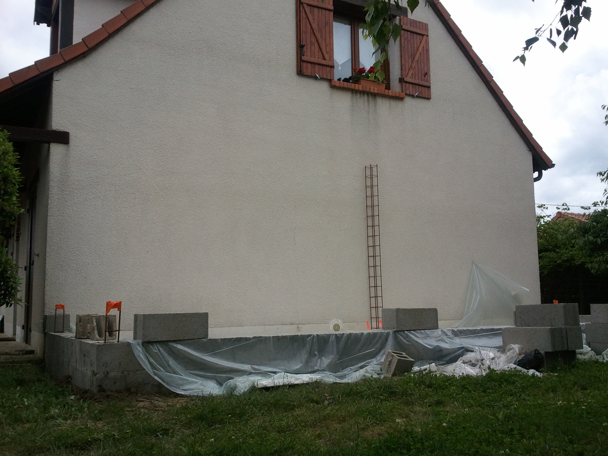 R novation et transformation de lieux architecte int rieur for Extension maison 25m2