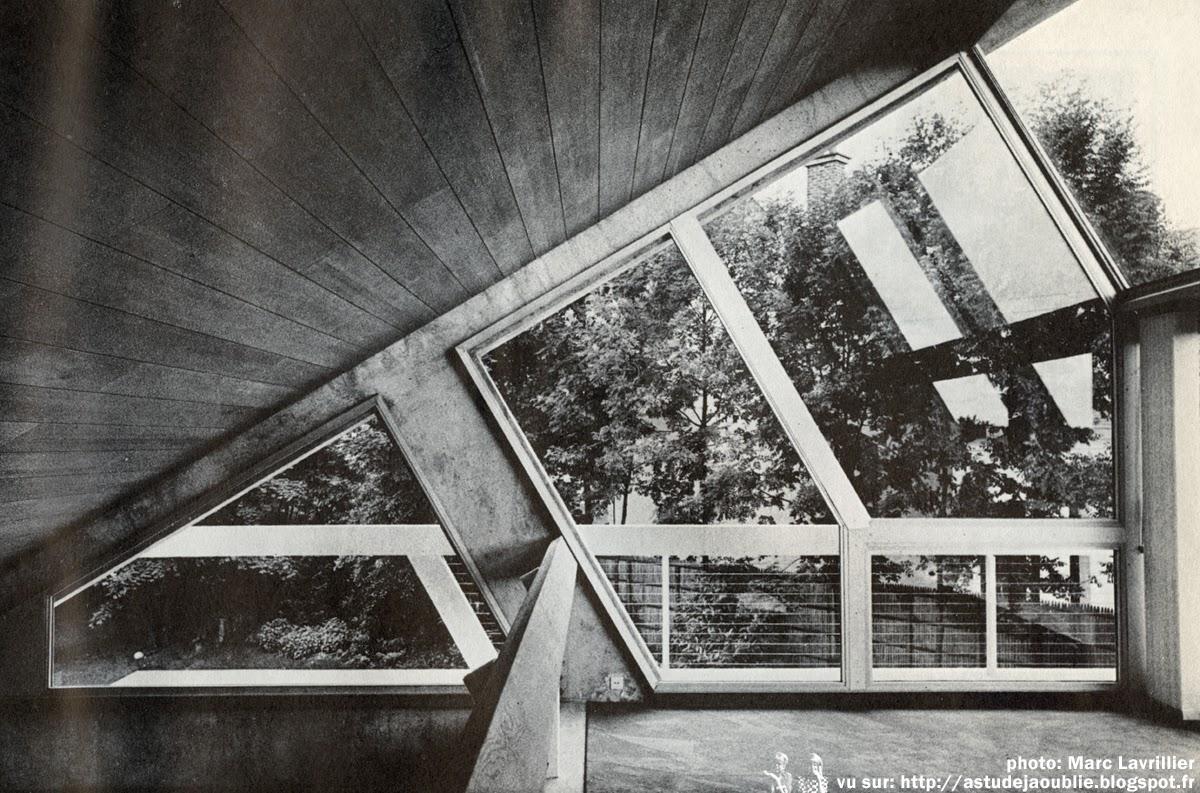 Dessin d architecte du mois for Architecture utopiste