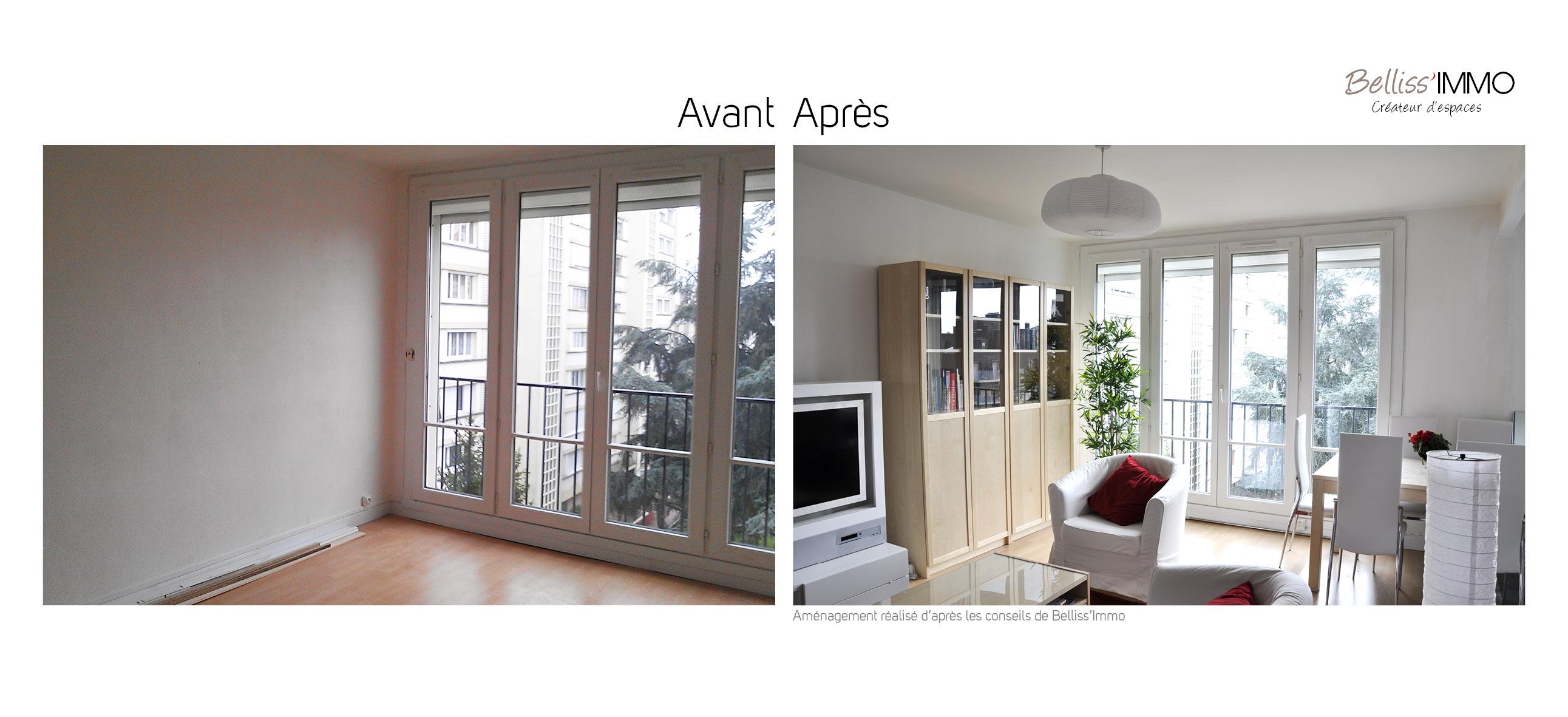 Photo Deco Avant Apres conseils déco   architecte intérieur
