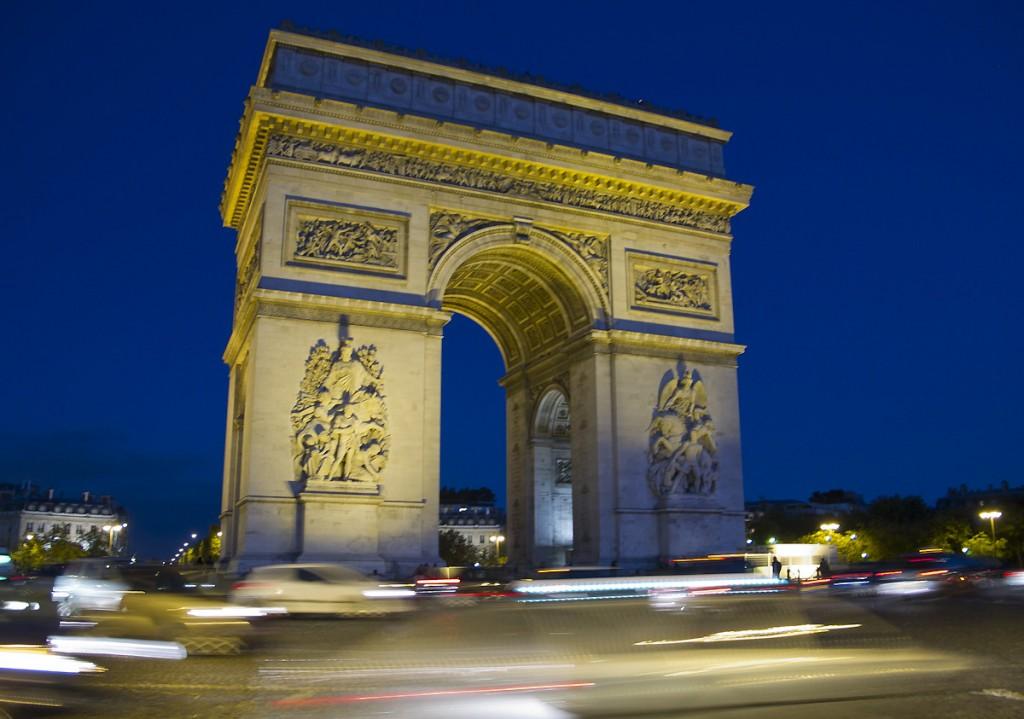 Arc de Triomphe Architecte intérieur Paris 8