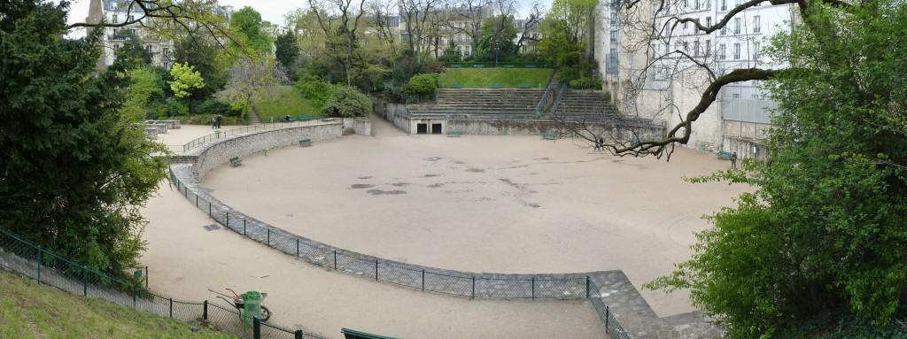 Arènes de Lutèce Architecte intérieur Paris 5