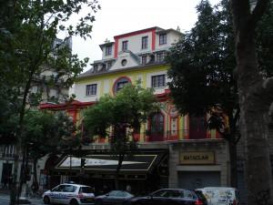Bataclan, Architecte intérieur Paris 11