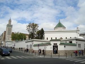 Grande Mosquée de Paris, Architecte intérieur Paris 5