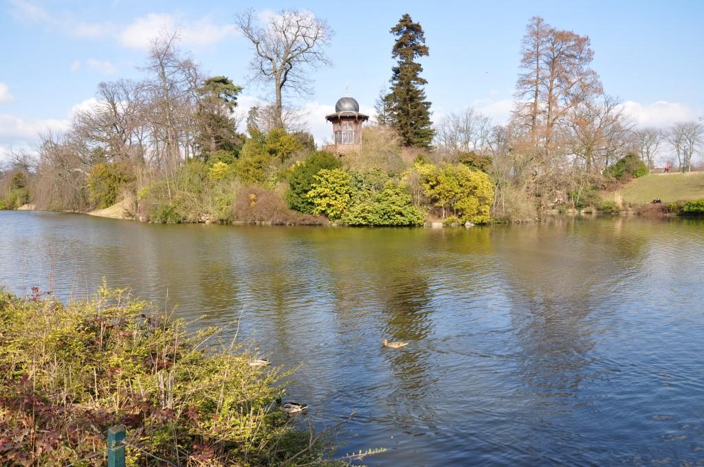 Kiosque de l'Empereur Bois de Boulogne, Architecte intérieur Paris 16e