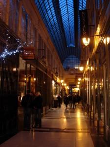 Passage Verdeau Architecte intérieur Paris 9