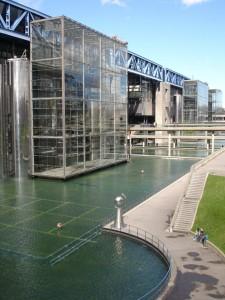 Cité des sciences et de l'industrie, Architecte intérieur Paris 19