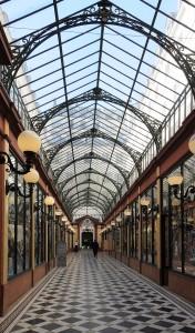 Passage des Princes, Architecte intérieur Paris 2