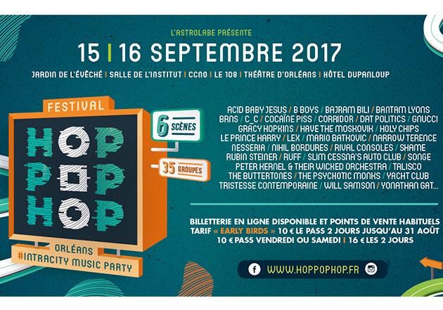 Festival HOP POP HOP !